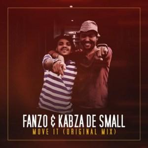 Fanzo X Kabza De Small - Move It (Original Mix)